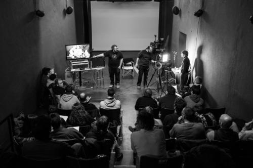 Curso en el Antic Teatre de Barcelona