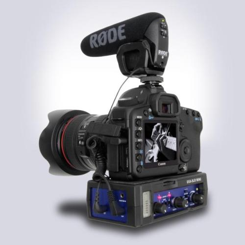 DXA-SLR Mini con Canon 5D