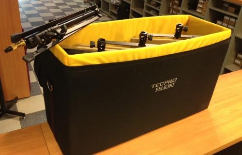 La nueva maleta TecPro para 3 paneles Felloni