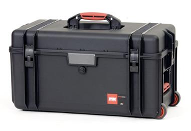 El TodoTerreno, con maleta HPRC de resina TTX01®