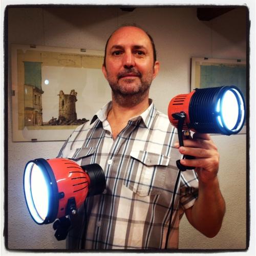 Los LED's y yo
