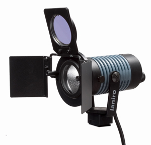 Antorcha cámara HDVcam de 10W 6V