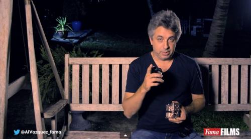 Al Vazquez explicando por qué el utiliza las jaulas GenusTech