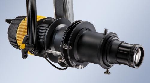 DLED9 Estudio con montura de proyección Imager de la Serie 400