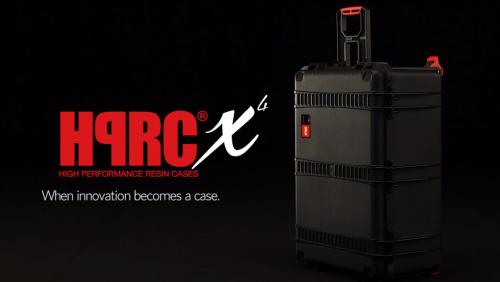 Cuando una maleta puede evolucionar aun más: HPRC X4