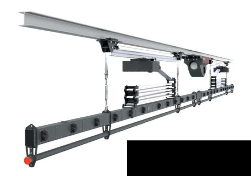 El FlyTop carga hasta 800kg a una altura de 19,5 metros