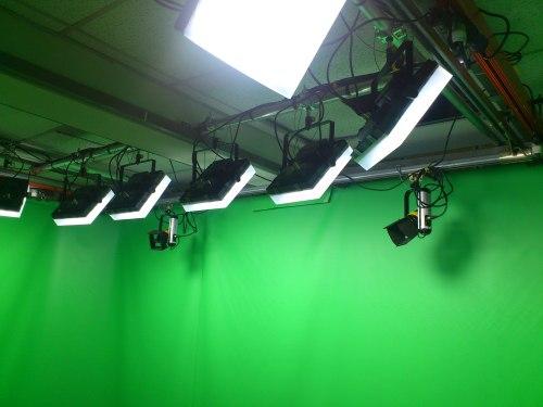 Después de… ciclorama iluminado con LED's