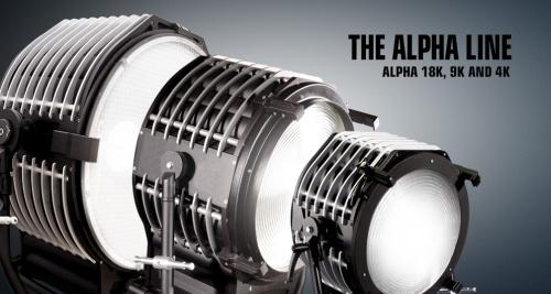 Los hermanos mayores de la familia Alpha, 18kW, 9kW y 4kW