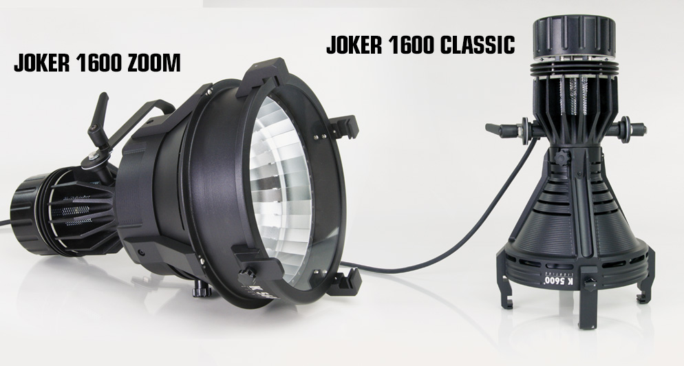 Joker Bug 1600 en versiones Zoom y Classic