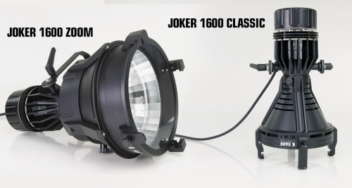 Joker Bug 1600 en versiones Zoom y Classic