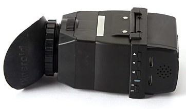Visores electrónicos Cineroid: EFV y EFVM