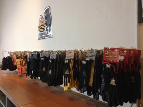 Guantes y accesorios para técnicos Setwear
