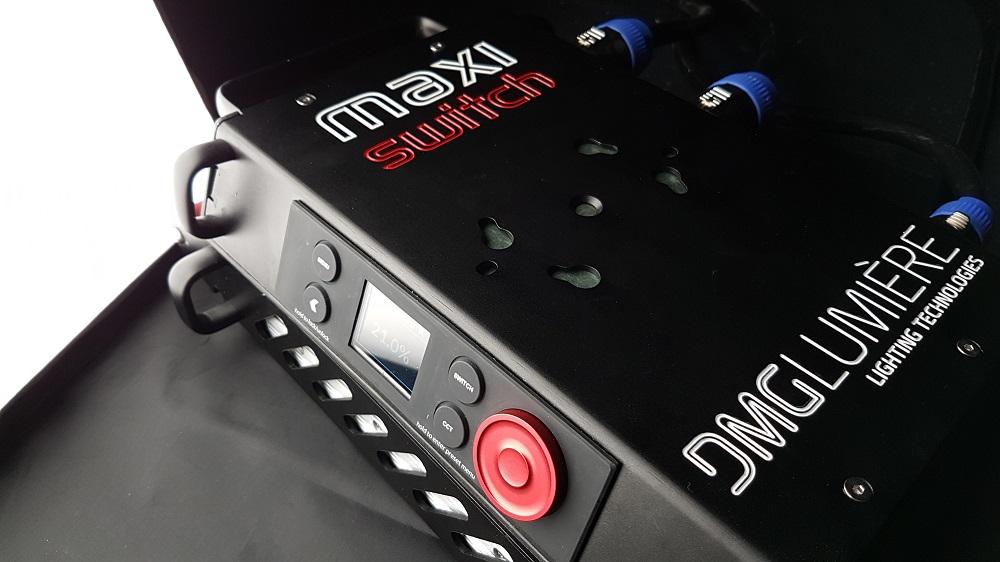 El Maxi Switch de DMG Lumière