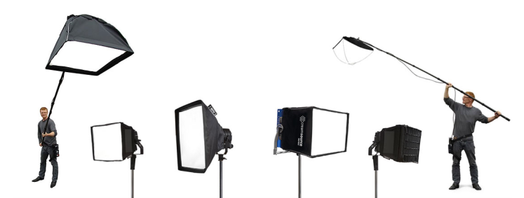 SnapBag para cualquier fuente de luz