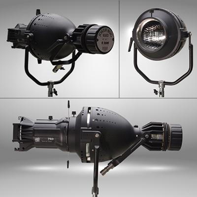 El Bug-a-Beam para adaptar el Joker 1600 de K5600 al Sourcefour de ETC