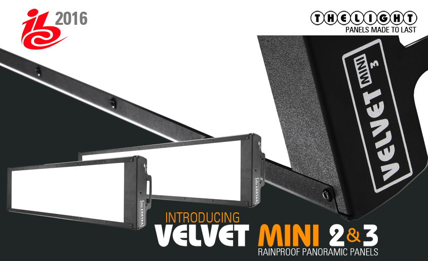 Los Velvet Mini2 & 3 de TheLight