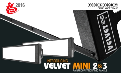 Los Velvet Mini2 & 3 de TheLight