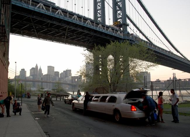 Shooting en New York editorial