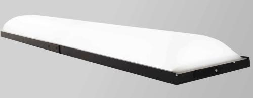 Paneles softlight LED con difusor DOME para luz envolvente de 160º