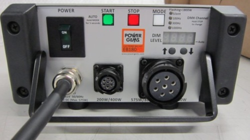 Nuevo balasto EB180PD AC/DC