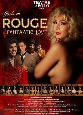 Rouge Fantastic Love
